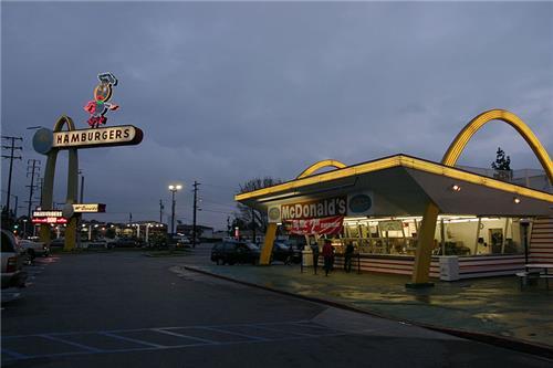 Downey McDonalds