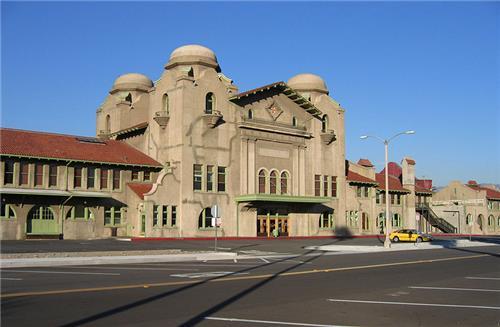 Santa Fe Rail Depot